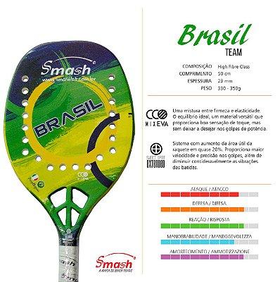 Raquete 2019 - BRASIL TEAM