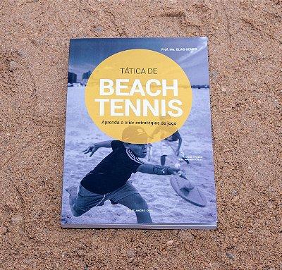 Livro- Tática de Beach Tennis- Aprenda a criar estratégias de jogo