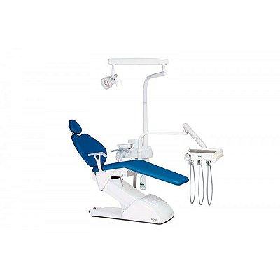 Cadeira Saevo S200 F Estofamento Cor Azul Marinho Pronta Entrega