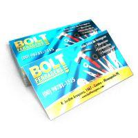 Cartão de Visita Hot Stamping 500 Unidades