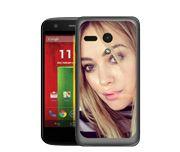Capa Personalizada Para Celular Motorola Moto G1