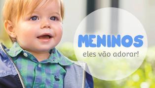 Menino Mini Banner