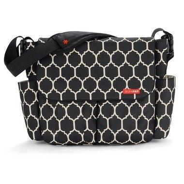 Bolsa Maternidade (Diaper Bag) Dash Onyx