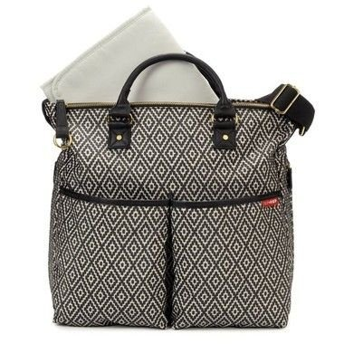 Bolsa Maternidade SKIPHOP (Diaper Bag) - Duo Limited Edition - Aztec
