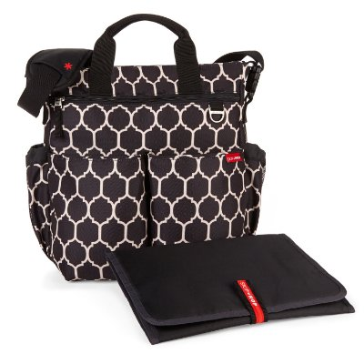 Bolsa Maternidade (Diaper Bag) Duo Signature Onyx Tile