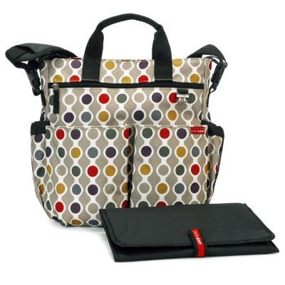 Bolsa Maternidade (Diaper Bag) Duo Signature Wave Dot - ULTIMAS UNIDADES !!!!