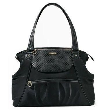 Bolsa Maternidade SKIPHOP (Diaper Bag) Studio Select Black - *** PROMOÇÃO***