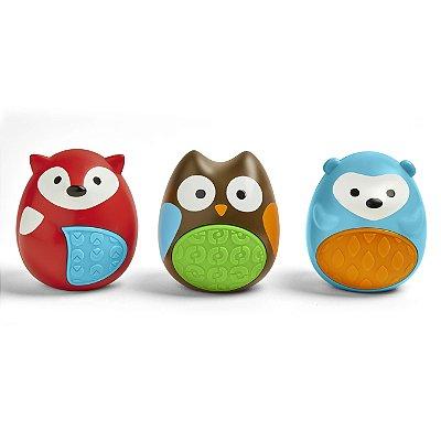 Egg Shake Trio - Chocalho para bebe - SKIP HOP