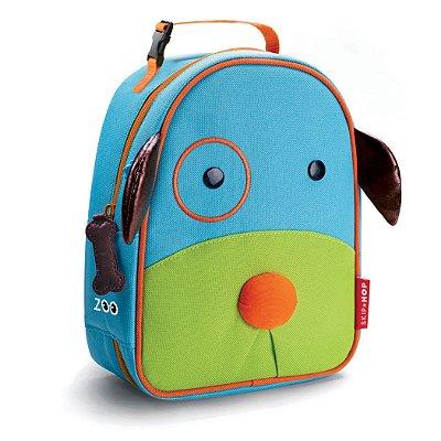 Lancheira Infantil Skip Hop - Linha Zoo - Coleção Cachorro