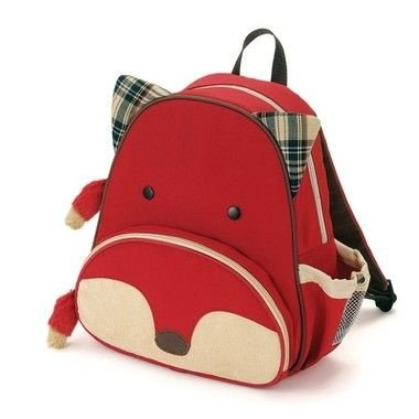 Mochila Zoo (Backpack) Fox
