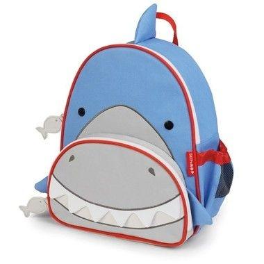 Mochila Zoo (Back Pack) Tubarão