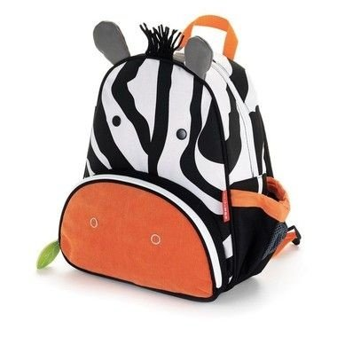 Mochila Zoo (Backpack) Zebra