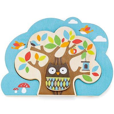 Quebra Cabeça Skip Hop - Modelo Enigma da Árvore