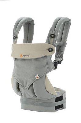 Canguru - Baby Carrier Ergobaby  - Coleção 360 - Grey