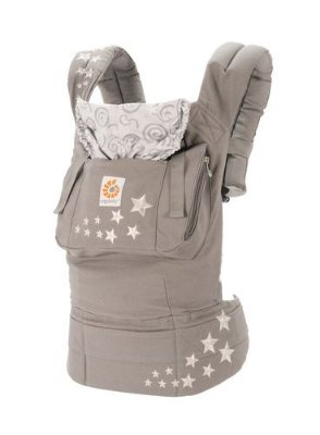 Canguru - Baby Carrier Ergobaby - Original Collection - Galaxy Grey