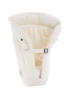 Infant Insert - Natural  - O acessorio do Canguru Ergobaby para o seu bebe recem nascido