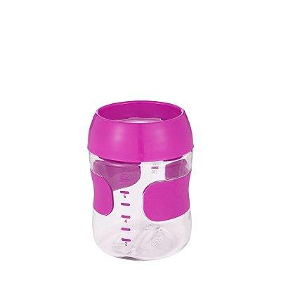 Copo Treinamento Plastico 210 ml - Oxotot - Rosa