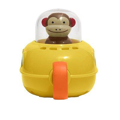 Hora do Banho Skip Hop - Submarino -  Coleção Macaco