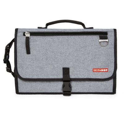 Trocador Pronto Skip Hop (Changing Station) - Estampa Signature Heather Grey