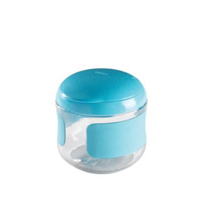 Pote Infantil para Lanche Flip Top - Azul - 150ml - OXOTot