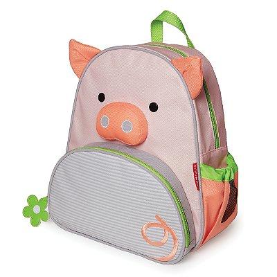 Mochila Zoo (Backpack) Porquinha