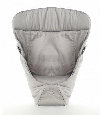 Infant Insert Easy - Snug Grey - O acessorio do Canguru Ergobaby para o seu bebe recem nascido