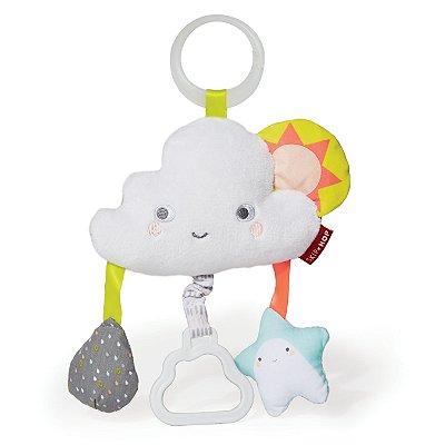 Brinquedo Skip Hop - Linha On-The-Go -  Pendure no carrinho do seu bebê - Nuvem