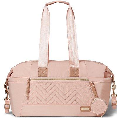 Bolsa Maternidade SKIPHOP (Diaper Bag) - Suite Tote Set 7 Peças - Blush ***EXCLUSIVIDADE BBTOT***