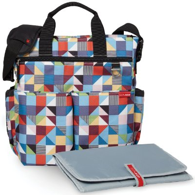 Bolsa Maternidade SKIPHOP (Diaper Bag) - Duo Signature - Prism