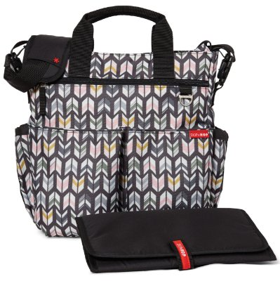 Bolsa Maternidade SKIPHOP (Diaper Bag) - Duo Signature - Arrows