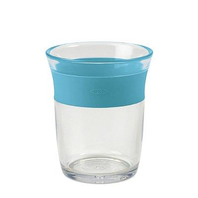Copo Infantil linha Big Kids 150 ml OXOtot Azul Claro