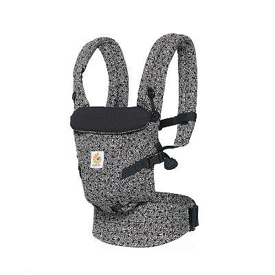 Canguru Ergobaby - Modelo Adapt - Use desde o nascimento - Edição Especial Keith Haring Black