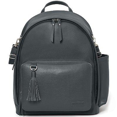 Bolsa Maternidade - Greenwich Simply Chic Backpack ( mochila) Smoke