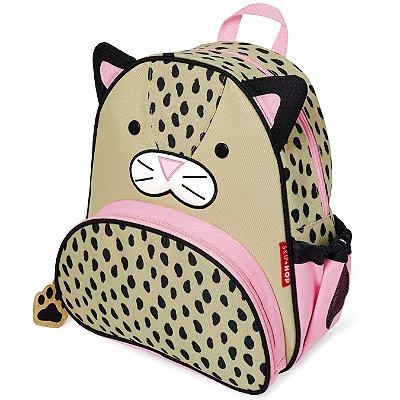 Mochila Skip Hop - Linha Zoo - Coleção Leopardo