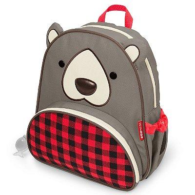 Mochila Skip Hop - Linha Zoo - Coleção Urso