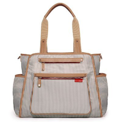 Bolsa Maternidade (Diaper Bag) Grand Central - French Stripe Skip Hop