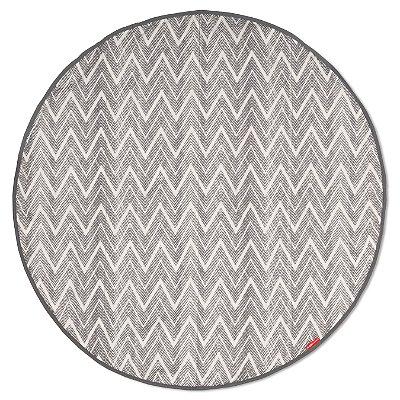 Trocador/Protetor de superficie (Mat) - Zig Zag Zebra