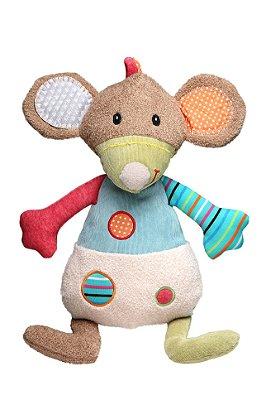 Brinquedo de Pelúcia Rato - Storki