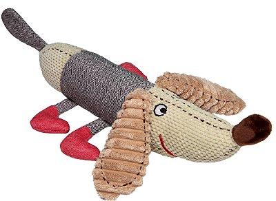 Brinquedo de Pelúcia Cachorro Marrom - Storki