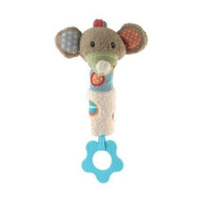 Brinquedo de Pelúcia Multisensorial Rato - Storki