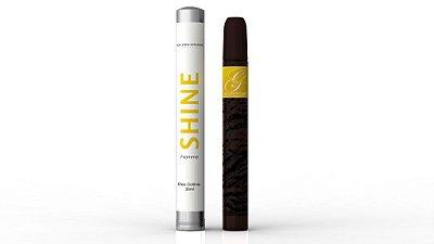 Deo Colônia Golden Dreams Cosmetics  Shine 35 ml