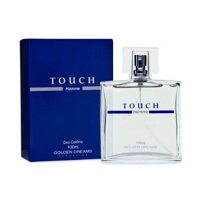 Perfume Touch Golden Dreams Deo Colônia - 100 ml