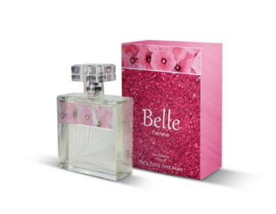 Perfume Belle Golden Dreams Deo Colônia - 100 ml