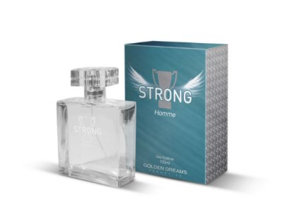 Perfume Masculino Strong Deo Colônia - 100 ml