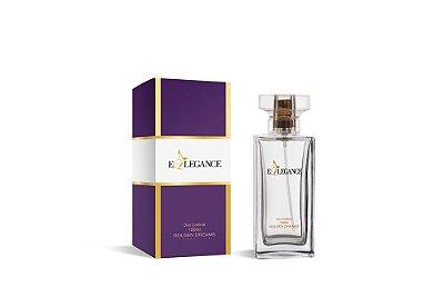 Perfume Feminino Ellegance Deo Colônia - 100 ml