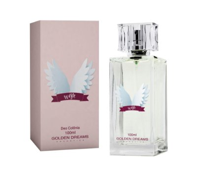 Perfume Feminino Wish Deo Colônia - 100 ml