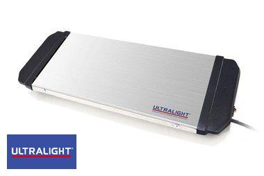 Armadilha Luminosa Mata-Mosca Arandela Inox Flex-30
