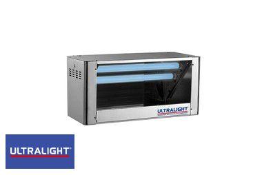 Armadilha Luminosa Mata-Mosca Lateral Inox LI-30