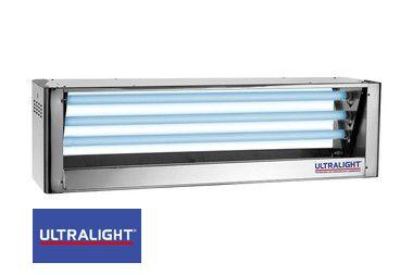 Armadilha Luminosa Mata-Mosca Central Inox CI-90