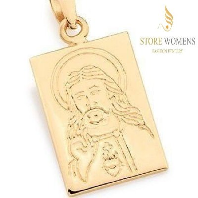 PINGENTE ROMMANEL SAGRADO CORAÇÃO DE JESUS UNISSEX 541795